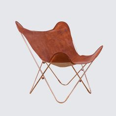 Hey. Hello. How you doin'? Palermo Copper Series - Leather