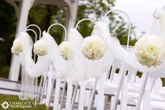 diy wedding isle with shepherd hooks in bulk through SaveOnCrafts.com