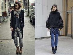 Looks chics y confortables para este invierno | Comparte Mi Moda