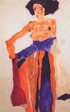 Schiele, Egon – Bob Swain – Webová alba Picasa