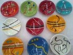 Multi designed bowls