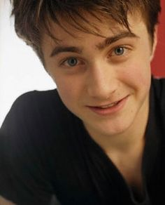 Daniel Radcliffe! He's so British... :)