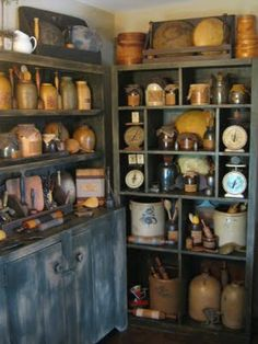 Front Porch Primitives: An Amazing Kitchen