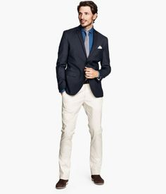 Everyday attire of a high society boy Slim Fit Chinos, H&m Online, High Society, Fashion Online, Latest Trends, Dresser, Boys, Fitness, Clothes