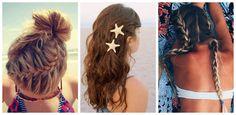 Coiffure pour la plage : 15 idées dénichées sur Pinterest