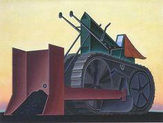 Konrad Klapheck - Verein der Freunde der Nationalgalerie