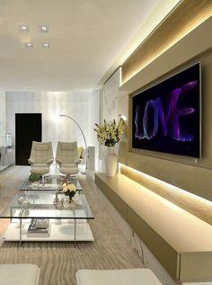 confira tendncias de decor apresentadas na casa cor rs 2015 - Designed Living Room