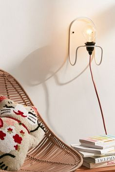 Exterior Design, Interior And Exterior, Led Party Lights, Urban Outfitters, Pedestal Side Table, Modern Wall Sconces, Ceramic Planters, Hanging Planters, Home Lighting