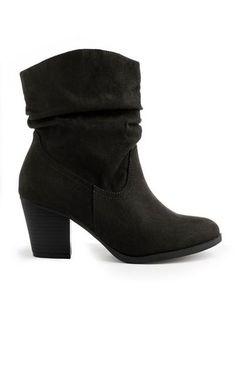 Black Western Heel Boot Heeled Boots, Shoe Boots, Casual Dresses For Women, Westerns, Booty, My Style, Heels, Womens Fashion, Bags