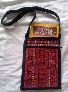 Palestinian embroidery  handbag