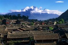 中国・麗江に行くなら!おすすめの人気観光スポット5選
