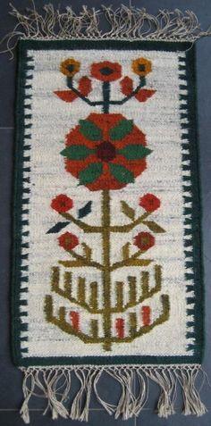 Poolse Kelim geweven wol van Kilimam op Etsy