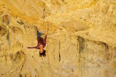 Heather Robinson in action #climbing