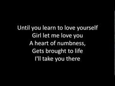 Ne-Yo - Let Me Love You [Official Lyrics Video | HQ/HD] - YouTube Let Me Love You, Let It Be, My Love, Hello To Myself, Learning To Love Yourself, Feeling Alone, Your Girl, Say Hello, Karaoke