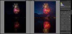 Ready for Holiday Photos of fireworks? Clip the free Cheat Sheet with 5 best tips for how to photograph fireworks this Independence Day! Photography Topics, Landscape Photography, Photography Composition, Learn Photography, Night Time Photography, Sparkler Photography, Creative Pictures, Cool Photos, Obscure Holidays
