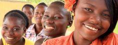 Rainn Wilson is giving back to the girls of Haiti through the Lidè Haiti Foundation: