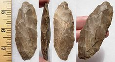 Ancient Native American Indian Artifacts, Relics and Arrowheads - Flint Tools Page 3