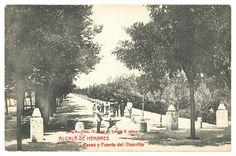 Foto: Paseo y fuente del Chorrillo