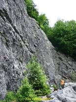 SwissMountains.ch - Bergsport & Outdoor - Alpine Infodesk: Steinbruch Wimmis - BE