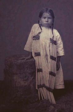 Standing Holy, chief Sitting Bull's daughter. http://traditionalnativehealing.com/the-wounded-knee-massacre