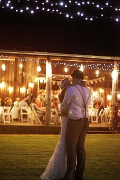 Ashely here is an idea for the Hayloft...Ceremony inside, reception on breezeway, dacing on lawn...that could be cute!
