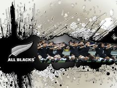 All Black, New Zealand Rugby Union Teams, All Blacks Rugby, Maori People, Rugby World Cup, Rugby Players, Sports Memes, All Black Everything, Art Images, New Zealand