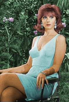 """Tina Louise as Ginger Grant of """"Gilligan's Island"""" TV series Vintage Hollywood, Hollywood Glamour, Hollywood Stars, Hollywood Actresses, Classic Hollywood, Classic Actresses, Female Actresses, Actors & Actresses, Beautiful Redhead"""