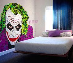 Fancy - The Dark Knight Cinematographic Wall Mural