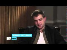 *VIDEO* Full Robert Pattinson interview with MTV