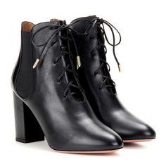 Aquazzura - Ankle Boots Victoria 85