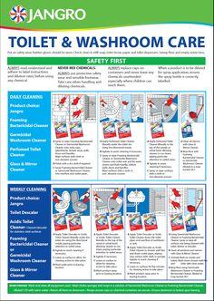 Washroom Chart