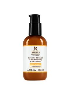 STYLECASTER | New Beauty Products to Try in 2018 | Kiehl's Powerful Strength Line-Reducing Concentrate