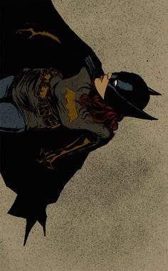 "gotham-knights: "" Batgirl by Clay Rodery "" Batwoman, Nightwing And Batgirl, Barbara Gordon, Bob Kane, Dc Heroes, Comic Book Heroes, Comic Books, Gotham City, Hq Dc"