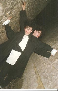 1983 -- dark, not goth