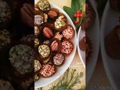 Vegan chocolate. Free shipping to UK, USA, Canada - YouTube Artisan Chocolate, Chocolate Box, Vegan Chocolate Truffles, Personalised Chocolate, Christmas Truffles, Handmade Chocolates, Almond, Wedding Day, Happy Birthday
