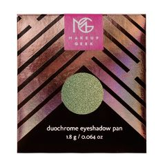 Makeup Geek Duochrome Eyeshadow Pan