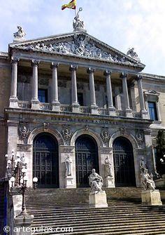 Biblioteca Nacional de Francisco Jareño