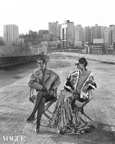 City of Angles, Vogue Korea