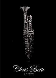 Jazz Poster by Nuno Maltieiro, via Behance