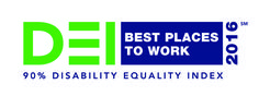 """Sodexo received a high score of 90 on the 2016 Disability Equality Index® (DEI®), and is deemed """"2016 DEI Best Places to Work."""""""