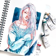 I bet he knows how seductive he looks in this sweater #yurionice #viktornikiforov
