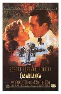 50 Grandes posters de filmes | CineSéries - Tudo sobre Séries e Cinema - Casablanca