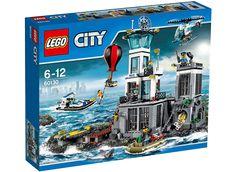LEGO City 60130 Fängelseön