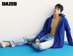 Xu WeiZhou - Dazed Korea