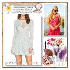 """Stayingsummer 20"" by ramiza-rotic ❤ liked on Polyvore"