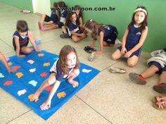 40 atividades de Psicomotricidade para educação infantil - Educação Infantil - Aluno On Baby E, Class Activities, 4 Kids, Projects For Kids, Beach Mat, Outdoor Blanket, Clip Art, Kids Rugs, Crafty
