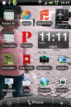 Perfect timing! 11-11-11 11:11