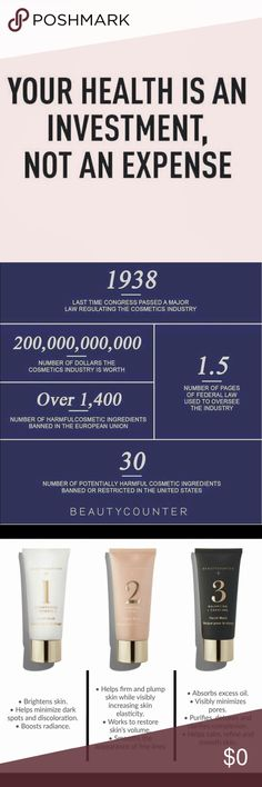 FREE Cosmetic Samples used by Victoria's Secret!! I am a consultant for Beautycounter- a cosmetic line that provides safer products by banning over 1500 different chemicals in their ingredient list (US has only banned 30, UK has banned around 1400). While http://beautifulclearskin.net/