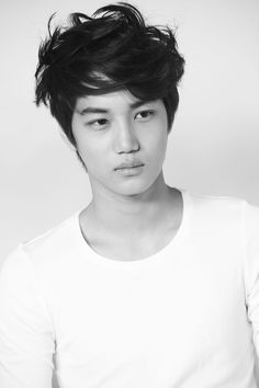 EXO's Kai <3 I'm going to Asia ✈.....I didn't write this comment but I completely understand her logic:)