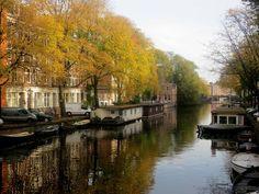 ANNINA IN TALLINNA: Amsterdam